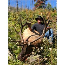 8-Day 2020 Montana Mule Deer/Elk combo Hunt w/ optional Bear for One (1) hunter
