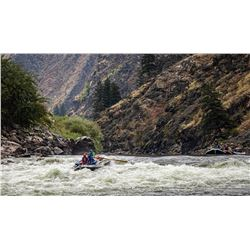 5 - Night, 6 - Day Whitewater Rafting Trip For Four (4) People on the Magical Middle Fork of the Sal