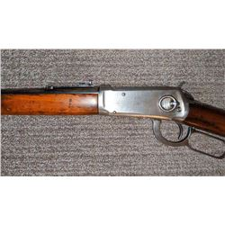 WINCHESTER MODEL 1894  30wcf Saddle Ring Carbine