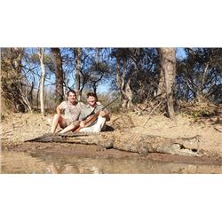 6-Day South Africa Impala, Crocodile and Sable Hunt for Two (2) Hunters