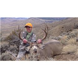 2020 Wyoming Governor's Deer, Elk or Antelope License