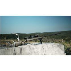 Remington 700 X Rifle 7mm Mag Built by the Remington Custom Shop