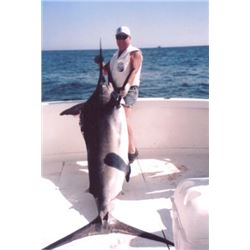 ROOSTERFISH, BLUE MARLIN AND SAIL FISH   6 Days, four days of Fishing   Lad Shunneson Adventures