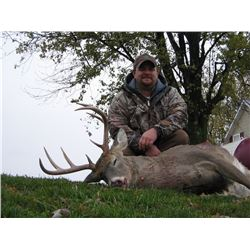WHITETAIL HUNTING IN ILLINOIS | West Central Outfitters