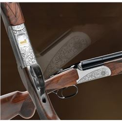 FAUSTI SOVRAPPOSTI   20 Gauge Over and Under Shotgun   Limited Edition 1 of 35
