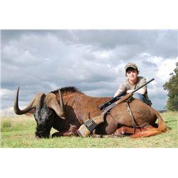 AFRICA MAXIMUM SAFARIS   South African Plains Game Safari for Two Hunters