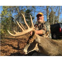 KENTUCKY WHITETAIL DEER HUNT | Salt River Outfitters