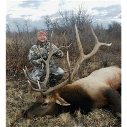 COLORADO TROPHY ELK HUNT - North Rim Trophy Hunts