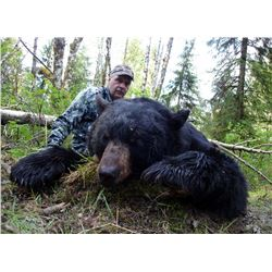 COASTAL BLACK BEAR | British Columbia | COVERT OUTFITTING