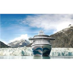 ALASKA CRUISE FOR TWO | INCLUDING AIR FROM DOLPHIN VACATIONS | ABOARD PRINCESS CRUISE LINES