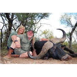 MATWETWE SAFARIS | Seven Day African Cape Buffalo Safari