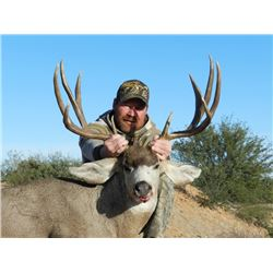 OLD MEXICO MULE DEER HUNT