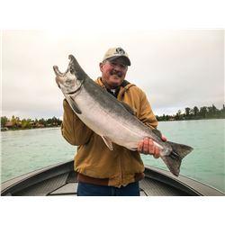 ALASKA FISHING | TWO FISHERMEN FOR THREE NIGHTS