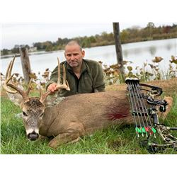6 Days/5 nights  Whitetail Deer Hunt for 2 Hunters in  Missouri