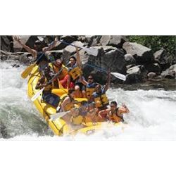5 Days / 4 Nights Whitewater Rafting Adventure for 2 People on Idaho's famous Main Salmon.