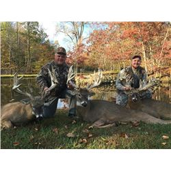5 Star Ohio Whitetail Deer Hunt for 2 Hunters