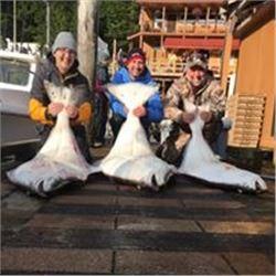 Waters Edge Lodge Elfin Cove Alaska Self-guided Fishing Adventure