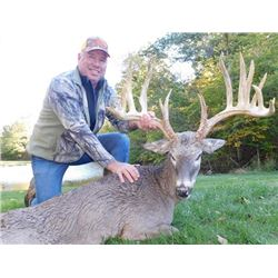 Three Day Ohio Whitetail Hunt for Two Hunters