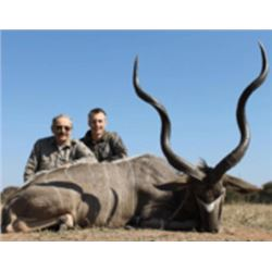 South Africa Limpopo Seven Day Plains Game Safari for Two Hunters