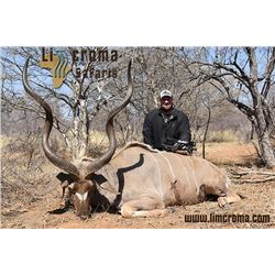 South Africa Limpopo Ten Day Plains Game Safari for Two Hunters