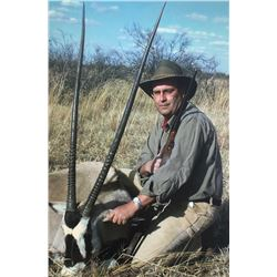 Six Day South African Plains Game Safari for Two Hunters