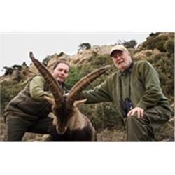Five Day Spanish Big Game Hunt for One Hunter