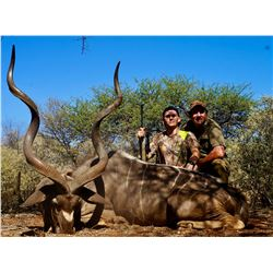 Seven Day South Africa Southern Kalahari Plains Game Hunt for One Hunter