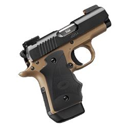 Kimber Micro 9 Desert Night Pistol 9mm