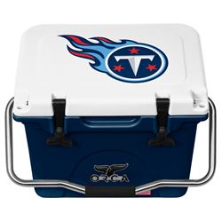 Orca Cooler - 20qt National Football Leauge Cooler - Tennessee Titans