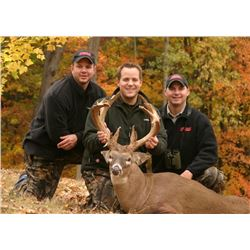 Four Day Michigan Silver Medal Whitetail Hunt for One Hunter