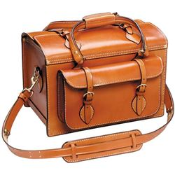 Triple K Leather - Deluxe European Bag