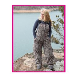 Women's Fleece Hunting Jacket and Bib (M)