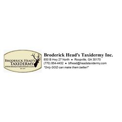 Broderick Head Taxidermy $300 Gift Certificate