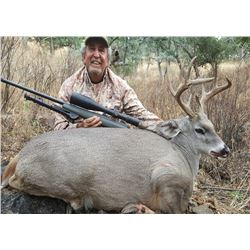 Arizona Coues Deer Hunt with  Bobby Boido of Coues Outfitters