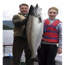 Alaska fishing Charter with Island View Charters