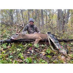 Missouri Whitetail & Turkey hunt for 2