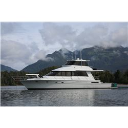 """5 day/6 night """"Yacht-Based"""" Fishing Trip for 4 People"""