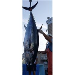 Giant Blue Fin Tuna Fishing Adventure for Two Fisherman