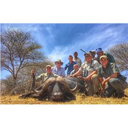 10 Day Cape Buffalo Hunt for Two hunters in South Africa Donated by Joubert Pro Hunt