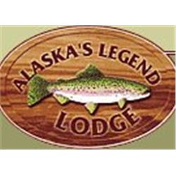 5 Day Alaska Cast and Blast Donated by Alaska Legends Lodge