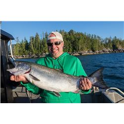 4 Day British Columbia Fishing Trip Donated by Nootka Island Lodge