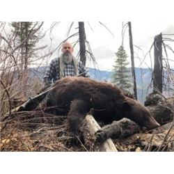 7 day spring bear/wolf combination hunt in the Selway of Idaho for one hunter Donated by Richie Outf