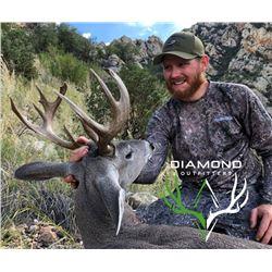 Arizona: 5 Day Trophy Coues Deer Muzzleloader Hunt for 2 Hunters