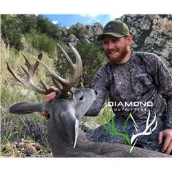 Arizona: 5 Day Trophy Coues Deer Muzzleloader Hunt for 2 Hunters