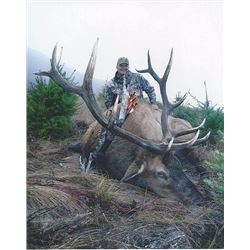 Oregon: 5 Day Big Game Hunt (Hunter's Choice) for One Hunter