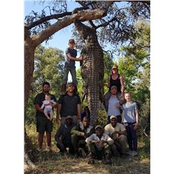 South Africa: 5 Day Limpopo Province Crocodile Safari for 2 / Includes One Crocodile