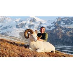 Alaska: Governor's Delta Controlled Use Area Dall Sheep Tag (DS203/DS204) for One Hunter