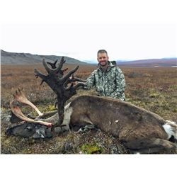 Alaska: 8 Day DIY Caribou Hunt fly-out transport for 2 hunters, August 30th -September 8th, 2020