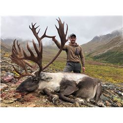 Alaska: Governors SC827 Central Alaska Range Caribou (same as DC827) Permit for 1 Hunter.