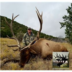 New Mexico: 5 Day Elk/Bear Combination Muzzle loader or rifle hunt for 2 hunters.